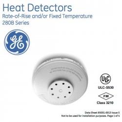 Fire Alarm GE - หัวล่อฟ้า-ระบบแจ้งเหตุเพลิงไหม้ บีเอพี