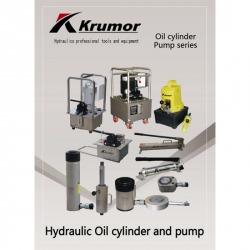 กระบอกสูบไฮดรอลิก (KRUMOR : Hydraulic Oil Cylinder and Pump) - บริษัท เอสซีพีพี เอ็นจิเนียริ่ง จำกัด