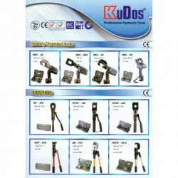 เครื่องมือไฮดรอลิก (KUDOS : Hydraulic Tools) - บริษัท เอสซีพีพี เอ็นจิเนียริ่ง จำกัด