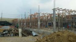 งานฐานราก - ห้างหุ้นส่วนจำกัด ทีแอนด์บี รับสร้างบ้าน