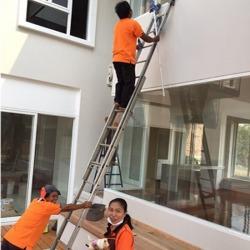 บริการเช็ดกระจก ขอนแก่น - บริษัท เอซีเอส เซอร์วิสเซส 2015 จำกัด