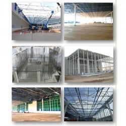 งานระบบโครงสร้าง - อรุณภัทร เอ็นจิเนียริ่ง - รับเหมาก่อสร้าง ชลบุรี