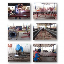 งานระบบท่อลม ท่อน้ำ - อรุณภัทร เอ็นจิเนียริ่ง - รับเหมาก่อสร้าง ชลบุรี
