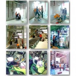 งานซ่อมบำรุงเครื่องจักร - อรุณภัทร เอ็นจิเนียริ่ง - รับเหมาก่อสร้าง ชลบุรี
