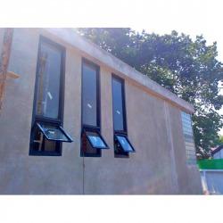ติดตั้งหน้าต่างอลูมิเนียม - ชยพล อลูมิเนียม