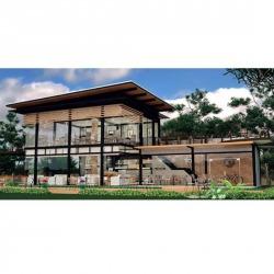 ออกแบบอาคาร - บริษัท คิดต่างโปรดักชั่น จำกัด