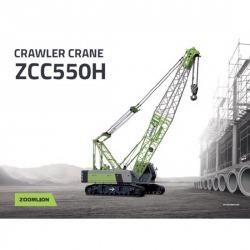 Crawler crane 55 Tons - บริษัท โปรแมช (ประเทศไทย) จำกัด