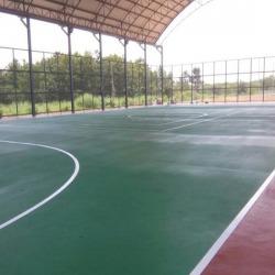 Sport Floor - พื้นอีพ็อกซี่พียู พีเค ซีวิล