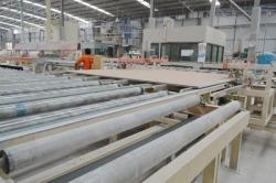 โรงงานผลิตแผ่นยิปซั่ม - บริษัท ยิปมั่นเทค จำกัด