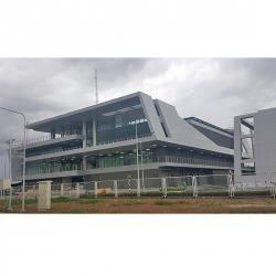 ติดตั้งอลูมิเนียมคอมโพสิท (Aluminium Composite) - ห้างหุ้นส่วนจำกัด เอ็น ซี พาวเวอร์