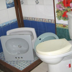 อุปกรณ์ห้องน้ำ