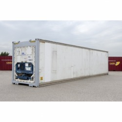 Cold Storage Container for Rent - Fortress Marine Co Ltd