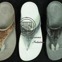 งานปักบนรองเท้า - Gamma Industries Co Ltd