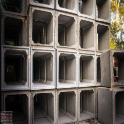 ท่อคอนกรีตเหลี่ยม ท่อระบายน้ำ ผลิตภัณฑ์คอนกรีต   - บริษัท ชูสินคอนกรีต จำกัด