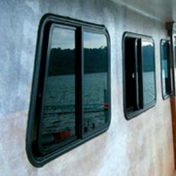 หน้าต่างเรือ