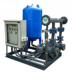 Automatic Booster Pump Unit - Thai Pinnacle Engineering Co Ltd