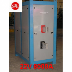 Anodized Oxide Coating Machine Model SA22V-8000A - Somthai Electric Co., Ltd.