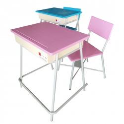 จำหน่ายโต๊ะเก้าอี้นักเรียน - บริษัท เจริญผลฮาร์ดเนสสตีลสุรินทร์ จำกัด