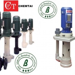 Vertical Acid Alkaline Pump - Boonsungnoen Pump & Valve (Thailand) Co Ltd