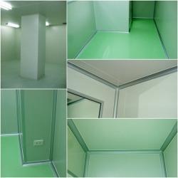 ออกแบบสร้างห้องปลอดเชื้อ