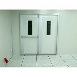 Cleanroom door skill