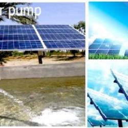 ปั๊มน้ำพลังงานแสงอาทิตย์ ระบบโซล่าร์ปั๊ม Solar Pump
