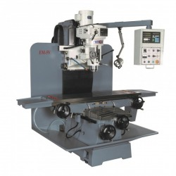 HEAVY DUTY BED TYPE VERTICAL MILLING MACHINE - Vitar Machinery Co Ltd