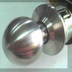 กุญแจลูกบิดแสตนเลส มอก AWA-Door Lock stainless TIS Standard - Future World Commercial Co Ltd