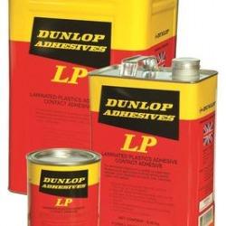 กาวยางลามิเนตคุณภาพสูง LP(สีแดง) Laminated Plastic Adhesive  - Dunlop Adhesives (Thailand) Limited