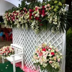 บริการจัดดอกไม้ - บ้านดอกไม้ - จันทบุรี