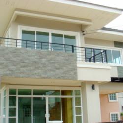 ก่อสร้างบ้าน