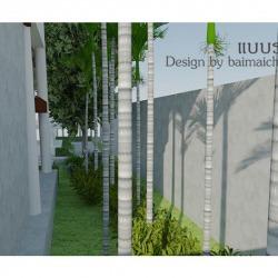 ออกแบบตกแต่งสวน