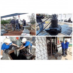 Submersible Pump Service - Suwajun Service Co Ltd