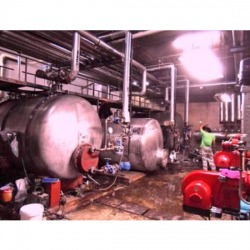 Hot water system ( ระบบน้ำร้อน) - Chater (Thailand ) Co Ltd