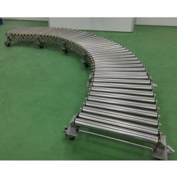 Telescopic Roller  - Tanaset Engineering Co Ltd