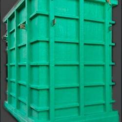 ถังไฟเบอร์กลาสแบบถังสี่เหลี่ยม - J & N Fiberglass Co Ltd