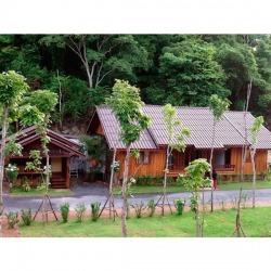 บ้านพักติดภูเขา