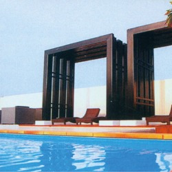รับสร้างโรงแรม รีสอร์ท - บริษัท วรายุส์ คอนสตรัคชั่น จำกัด