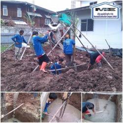 รับเหมาก่อสร้างอาคาร - บริษัท บุญณสิทธิ์ก่อสร้าง จำกัด