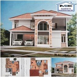 รับเหมาก่อสร้างบ้านเดี่ยว - บริษัท บุญณสิทธิ์ก่อสร้าง จำกัด