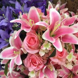 จำหน่ายดอกไม้ผ้า พิษณุโลก