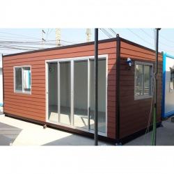 น๊อคดาวน์บ้าน,ร้านกาแฟนอคดาวน์ราคาถูก  - Big Box Container Co Ltd