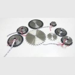 Standard chain wheel - CHJC Chain Co Ltd