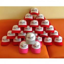 จำหน่ายหมวกพร้อมปัก พิษณุโลก