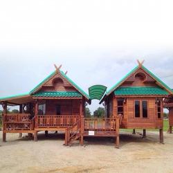 บ้านน็อคดาวน์ - ทีพี โฮม บ้านไม้สำเร็จรูป น็อคดาวน์