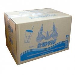 น้ำถ้วยบรรจุกล่อง (48 ถ้วย)