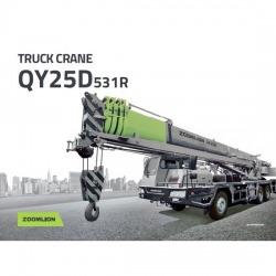 Truck Crane 25 Tons - บริษัท โปรแมช (ประเทศไทย) จำกัด