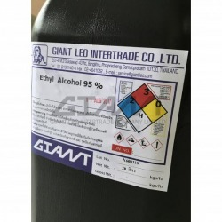 Ethanol เอทานอล 95%, 99% - Giant Leo Intertrade Co Ltd