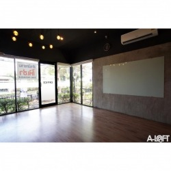 Commercial building for rent Bangsaen - A-Loft Meeting Complex
