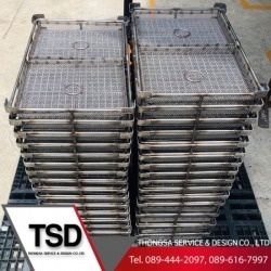 ผู้ผลิต Basket for heat treatment - Thongsa Service & Design